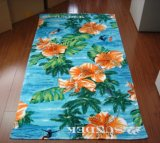 100% Cotton Custom Printed Towel