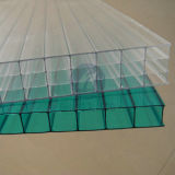 SGS Proved Polycarbonate Sheet for Building Roofing