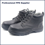 Rubber Outsole Cementing Cheap Industrial Safety Shoes