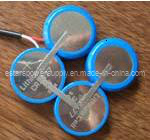 6V Li-Mno2 Cell Coin Battery Packs Cr2450 Made in China