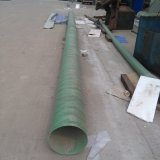 Factory Direct Wholesale Colorful Coating FRP GRP Gre RTR Pipe