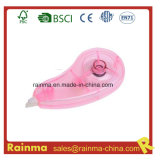 Pink Clear Correction Tape for School