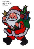 Classic Style Christmas Window Stickers
