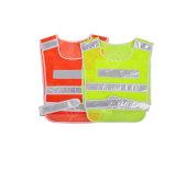 Wholesale Orange Reflective Safety Vest with Pockets