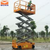 Super Quality 10m Height Vertical Man Scissor Lifts