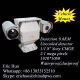 Long Range Vehicle Mounted PTZ Thermal Camera for Military Use