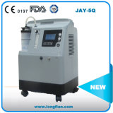 Good Price High Purity 93%+-3% 5L Oxygen Concentrator Jay-5q with New Style &Low Noise