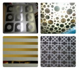 Color Etching Stainless Steel Sheet Plate Export to Dubai