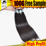 Favorable Price of 10A Brazilian Hair, 100%Unprocessed, High Quality