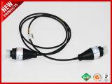 Hybrid Fiber Power Cable Assembly