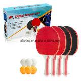 Table Tennis Set -- Soft Sponge Rubber