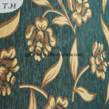 Green Cloth Golden Jacquard Chenille High-Grade Fabric (FTH31225)