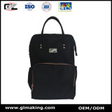 Gl038 Opening Mouth Diaper Bag with Backpack Design