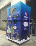 Commercial 3 Flavor Soft Ice Cream Making Vending Machine for Sale at Good Price
