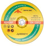 """9"""" 230X6X22 Grinding Wheel for Metal Grinding Disc 3 Nets"""