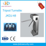 Luxury Pedestrian Entrance Barrier Gate Tripod Turnstile