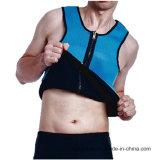 Neoprene Slimming Vest with Zipper for Men
