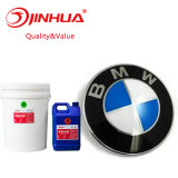 Clear Epoxy Resin for BMW Badge (312AB-8)