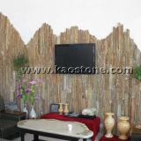 Cheap Marble/Granite Culture Stone for Wall Caldding/Garden Decoration