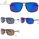 2020 New Fashion Luxury Double Bridge Polarized Sunglasses Trendy Sun Glasses