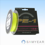Yellow Color Jigging Fishing Line New Package