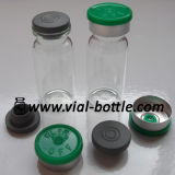 Glass Bottle for Testosterone Inj. 10ml, with Butyl Rubber Stopper