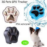 Mini GPS Tracker for Pets with Real Time Positioning (V40)