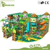 Wholesale Big Area Indoor Playground Equipment Children Playground for Sale