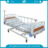 AG-BMS003 Three Function Manual Hospital Economic Portable Bed