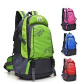 Outdoor Waterpfoof Moutaineer Custom Camping Shoulder Bag Hiking Backpack