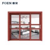 Residential Kitchen 80 Series Mechanical Polishing Aluminium Sliding Bifold Door