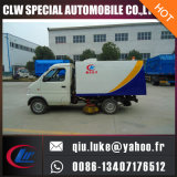 Electric Companct Street Sweeper Brush Truck