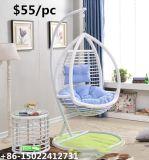 Wholesale Outdoor Garden Furniture Swing Rattan Rocking Egg Office Chair