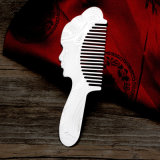 The S999 Pure Silver Comb The Ladies′ Head Comb