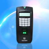 ID Card Reader and Biometic Fingerprint Access Control with LAN (F08/ID)