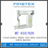 Single/Double Needle Post Bed Lockstitch Sewing Machine (MT 810/820)