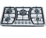 Built in Gas Stove 5 Burners Gas Cooker