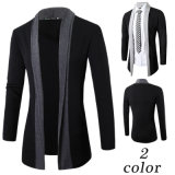New Design Men′s Knitted Cardigan Sweater