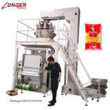 Factory Price Automatic Snack Food Pouch Packing Machine for Chips