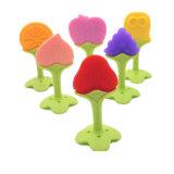 2018 Hot Selling Fruit Design Teething Toy for Teething Baby