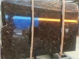 China Building Material Natural Stone Cut to Size Dark Emperador Marble Slab for Bathroom/Floor/Countertop/Stair