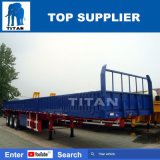 Titan 3 Axles 40FT Container Side Wall Semi Trailer