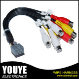 High Quality Universal Audio Plug Wire Harness