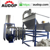 Waste PP PE Film Crushing, Washing and Drying Production Line