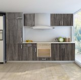 Popular Beautiful Designed Wooden Kitchen Cabinet with Reasonable Price