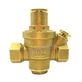Brass Female Thread Water Pressure Regulator