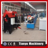 Semi Circle Rain Gutter Cold Rol Forming Machine with High Quality