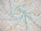 Wholesale Fashion Flower Embroidery Lace High Quality Dress Fabrics for Garment Accessory in Stock