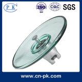 70kn Disc Suspension Glass Insulator