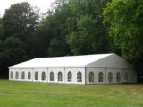 Outdoor Exhibition Wedding Party Tent with Glass Wall & Lining